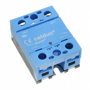 Celduc SSR 25A  7-30V dc OUT 12-280V ac  SO942560
