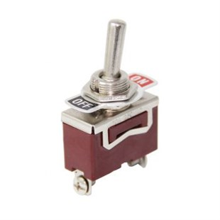 IC-152-2 Toggle Switch 2P ON-OFF Ø12mm IC152-2 IC 152-2