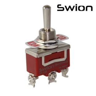 IC-153S SWION Toggle Switch 3P ON-OFF-ON Ø12mm IC153S IC 153S