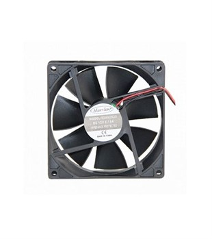 MARXLOW 80x80x25 DC 12V Kare Fan