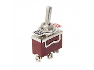 Toggle Switch Büyük Boy ON-OFF 3P Vidalı IC-152 IC 152 IC152