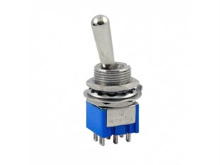 Toggle Switch ON-OFF-ON 6P IC-148H IC 148H IC148H