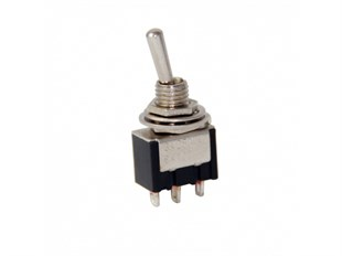 Toggle Switch ON-OFF(ON) 3P IC-141 Yaylı IC 141 IC141