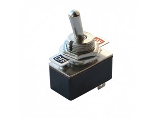 Toggle Switch Orta Boy ON-OFF 2P IC-149 IC 149 IC149