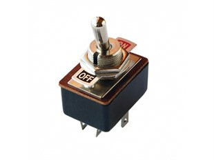 Toggle Switch Orta Boy ON-OFF 6P IC-151 IC 151 IC151